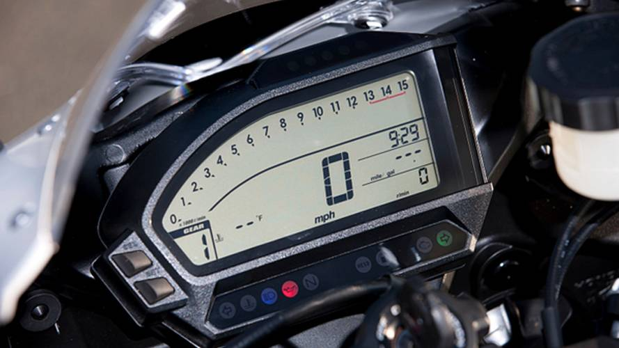 Without traction control and down on power, can the 2012 Honda CBR1000RR still compete?
