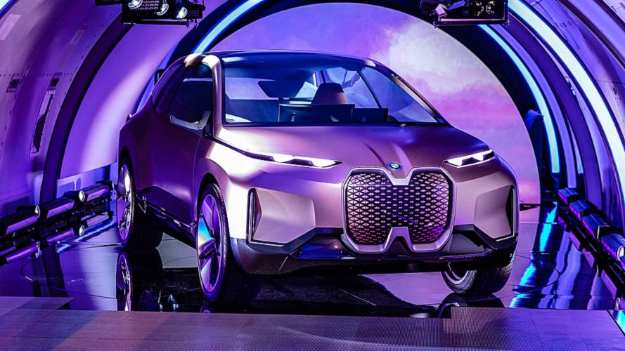 BMW iNEXT Officially Revealed With Polarizing Design