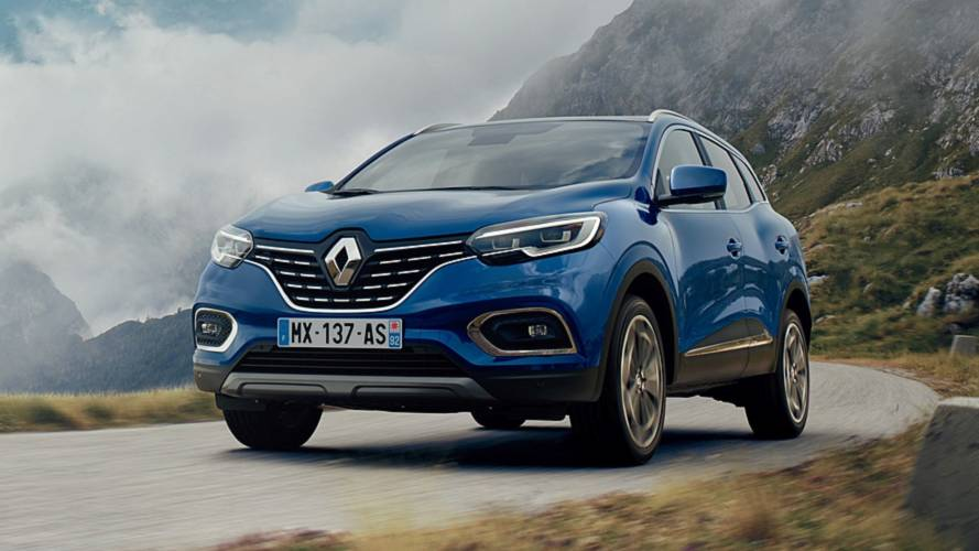 Renault Kadjar facelift revealed with new turbo petrol engine