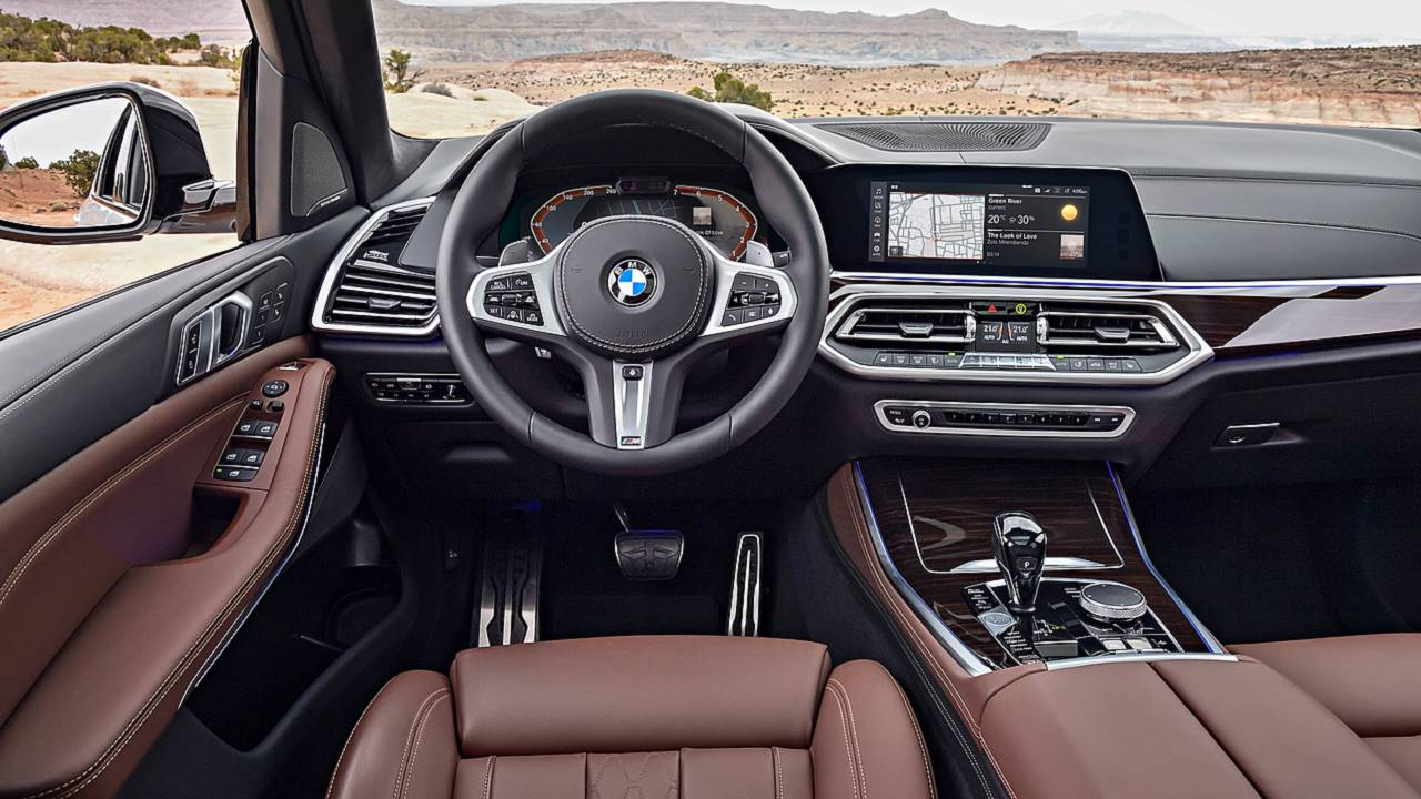BMW X5 2018