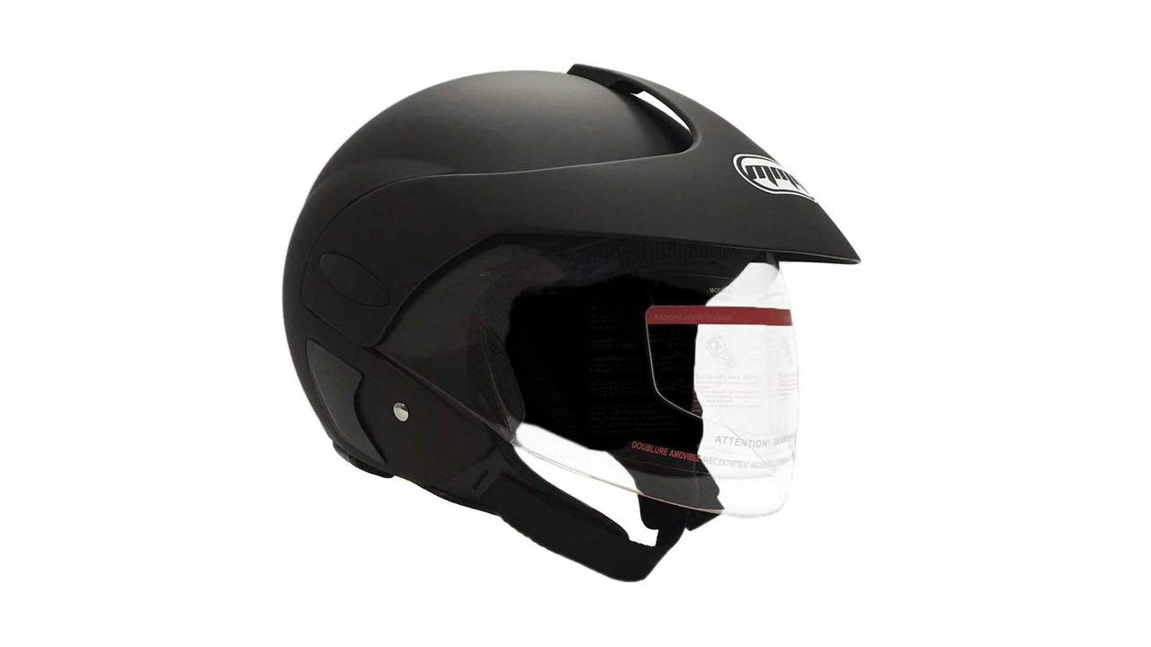 MMG Open-Face Three-Quarter Helmet - $42.90