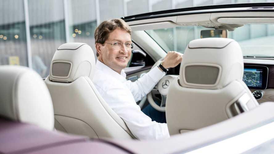 Mercedes, cambio al vertice, Källenius succede a Zetsche