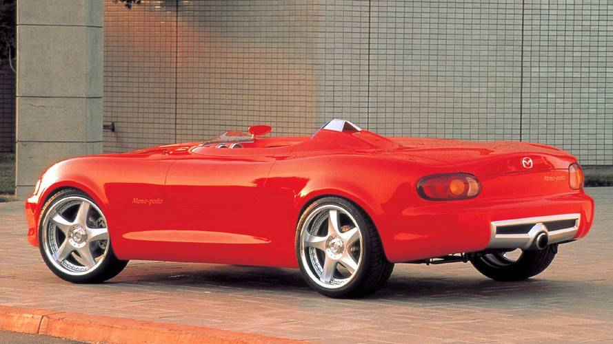 2000 Mazda Mono-Posto: Concept We Forgot