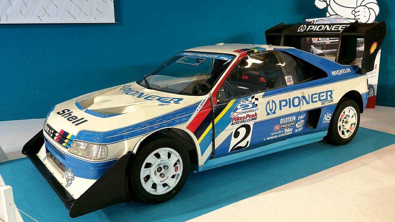 Peugeot 405 T 16 Pikes Peak (1988)