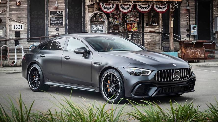 Mercedes-AMG GT 63 S claims 'fully-fledged' Nürburgring record