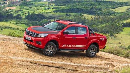 Teste instrumentado: Nissan Frontier Attack 2019 lidera ofensiva da picape