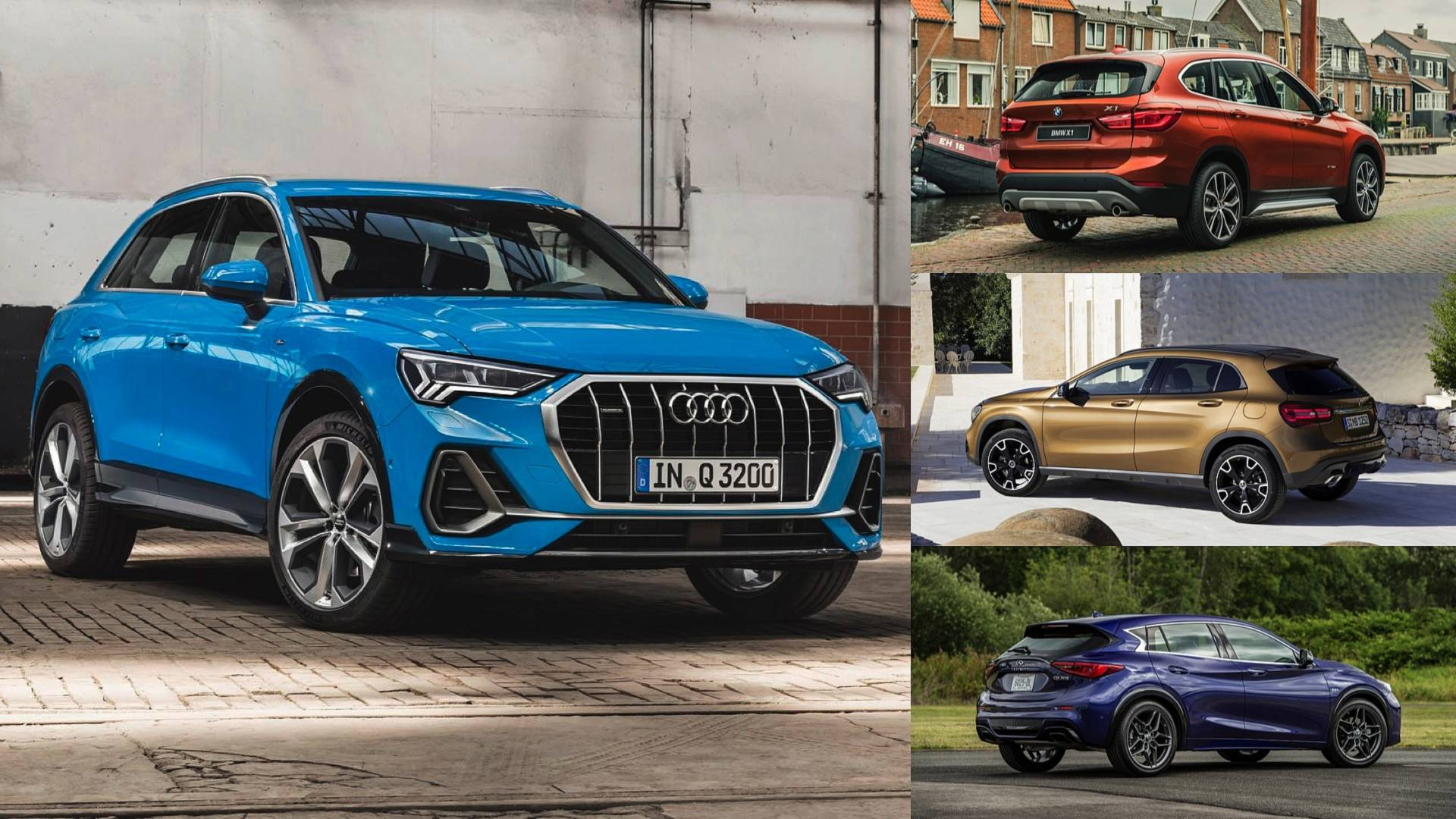 2019 Audi Q3 How Does It Stack Up To The Competition