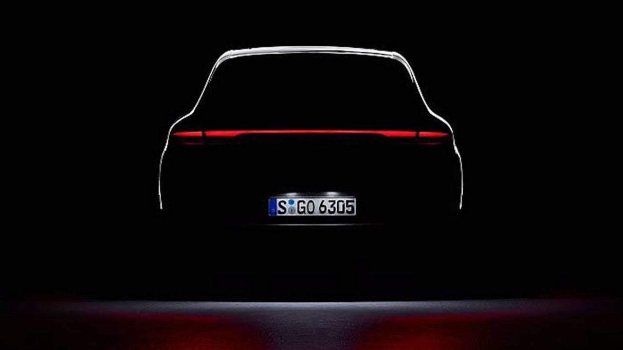 Porsche Macan 2019, ecco il teaser