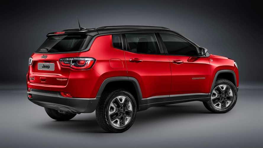 SUVs em janeiro: Compass tem resultado fraco, mas ainda domina com sobras