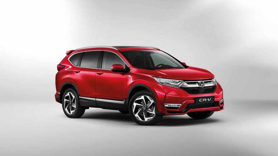 Honda présente le CR-V Origin Edition et le HR-V First Edition