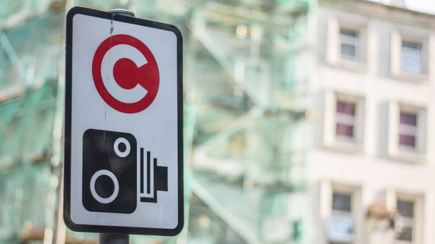 London's Congestion Charge set to expand on Monday