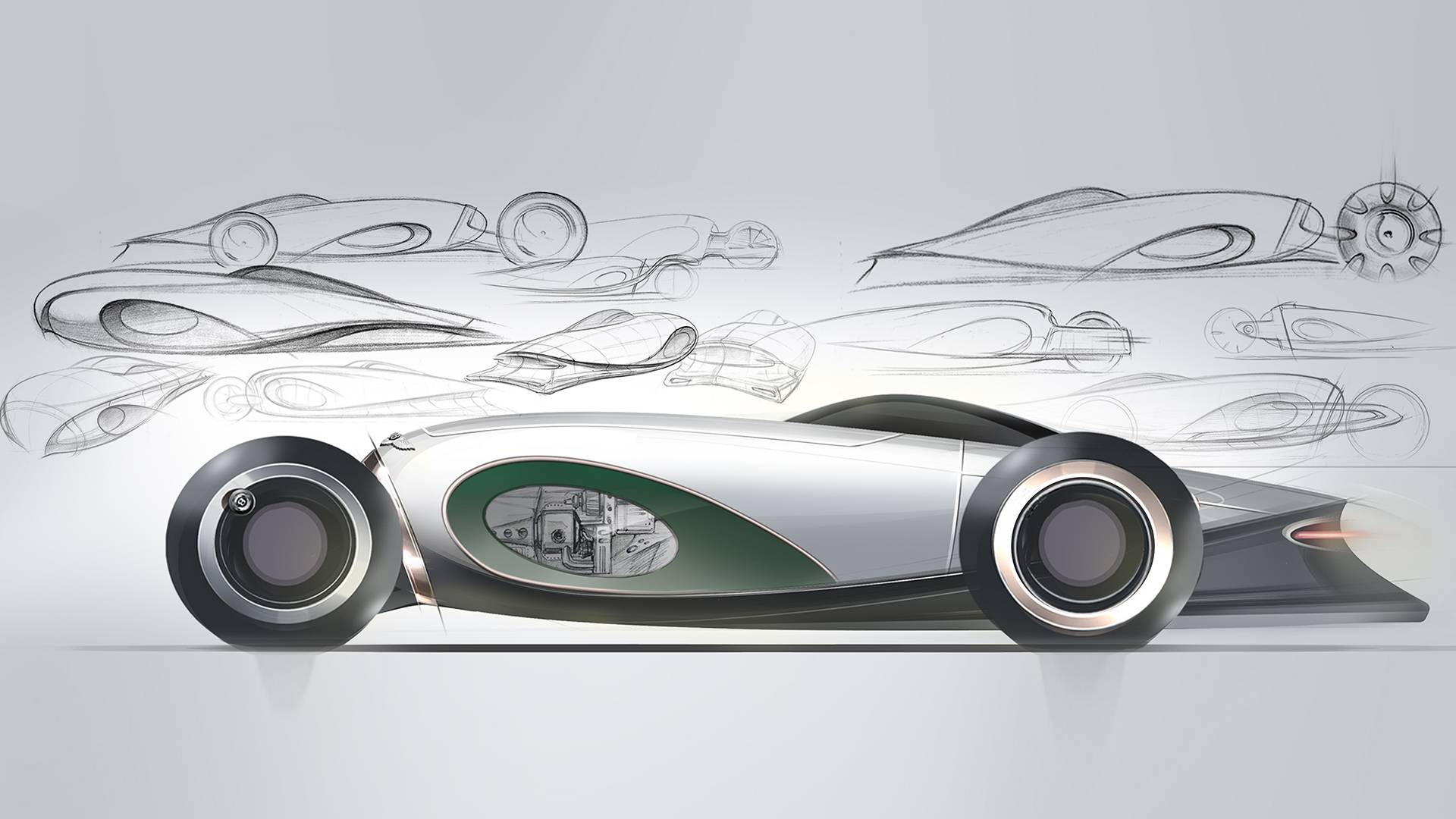 Bentley Asks Design Students To Imagine The Luxury Cars Of 2050