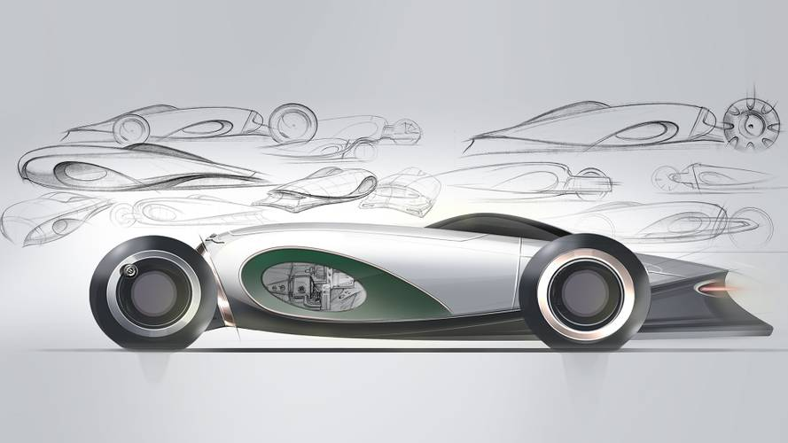 Bentley design students envision luxury cars from 2050