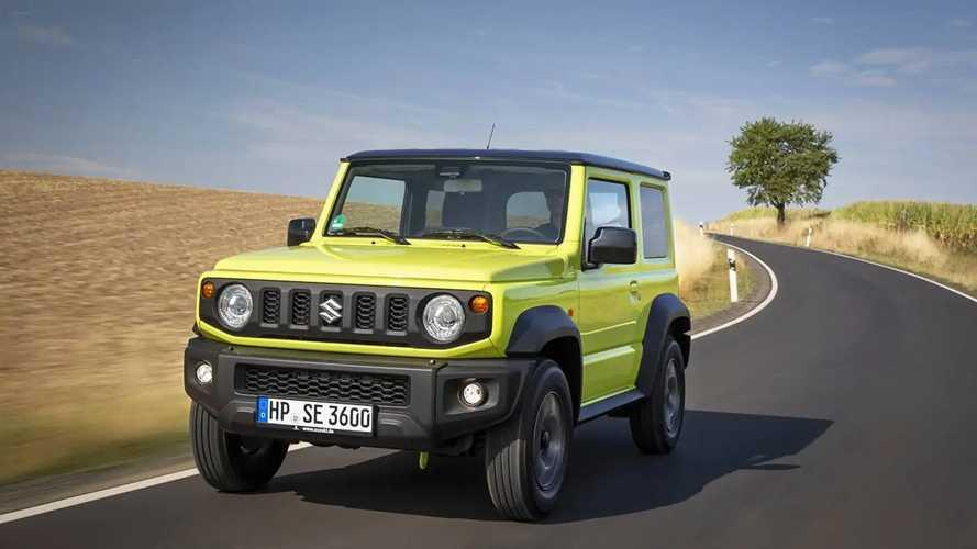 Suzuki Jimny, la prova su strada