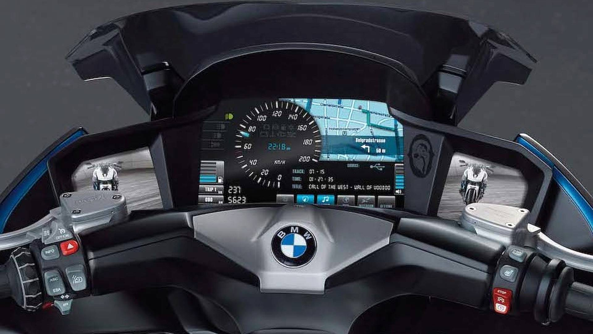The neatest thing about the BMW Concept C