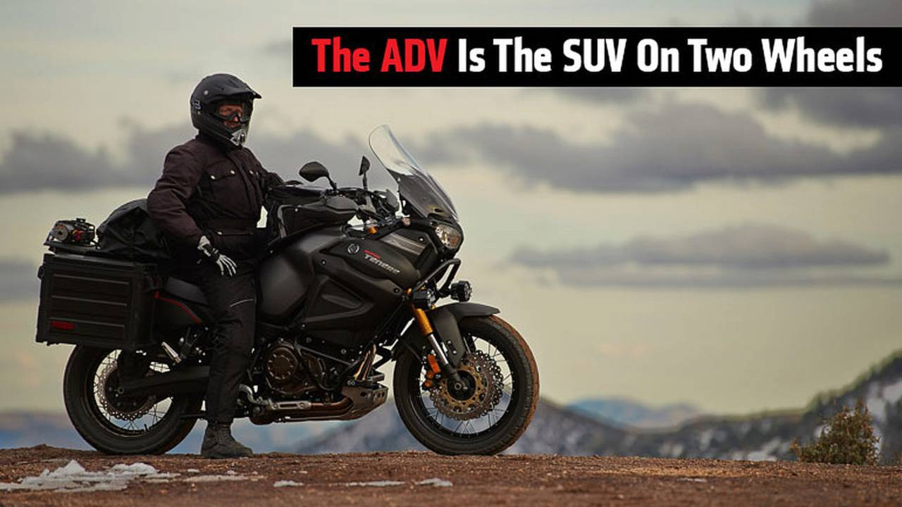 The ADV Is The SUV On Two Wheels