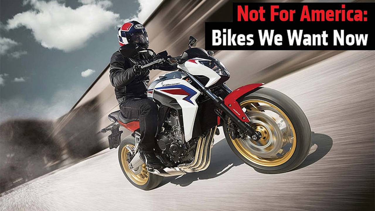 Not For America: Bikes We Want Now