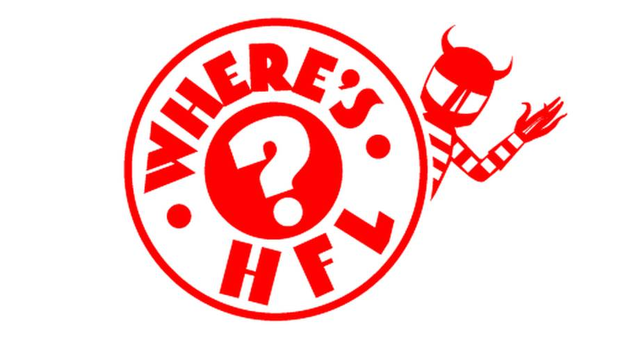 "Let's play, ""Where's HFL?""!"