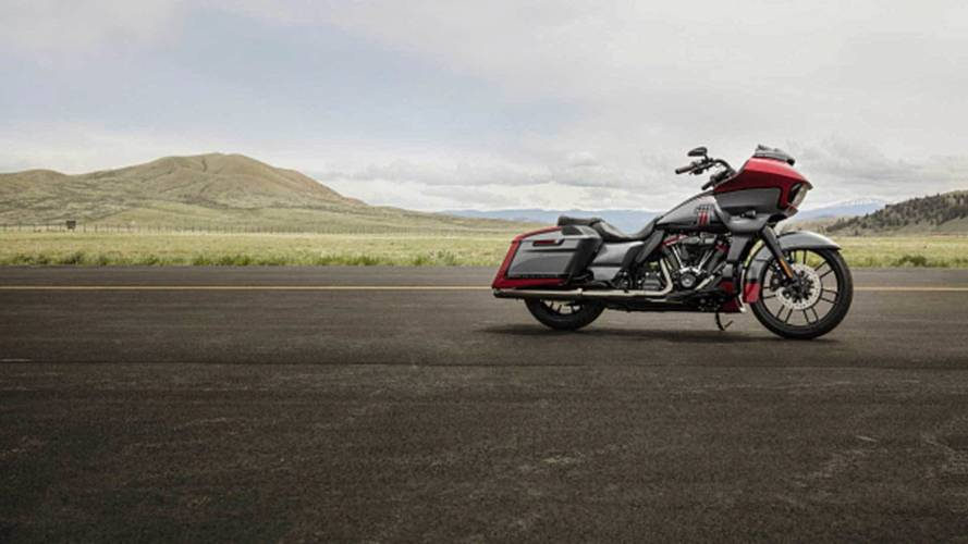 Harley-Davidson Unveils New CVO Bikes for 2019