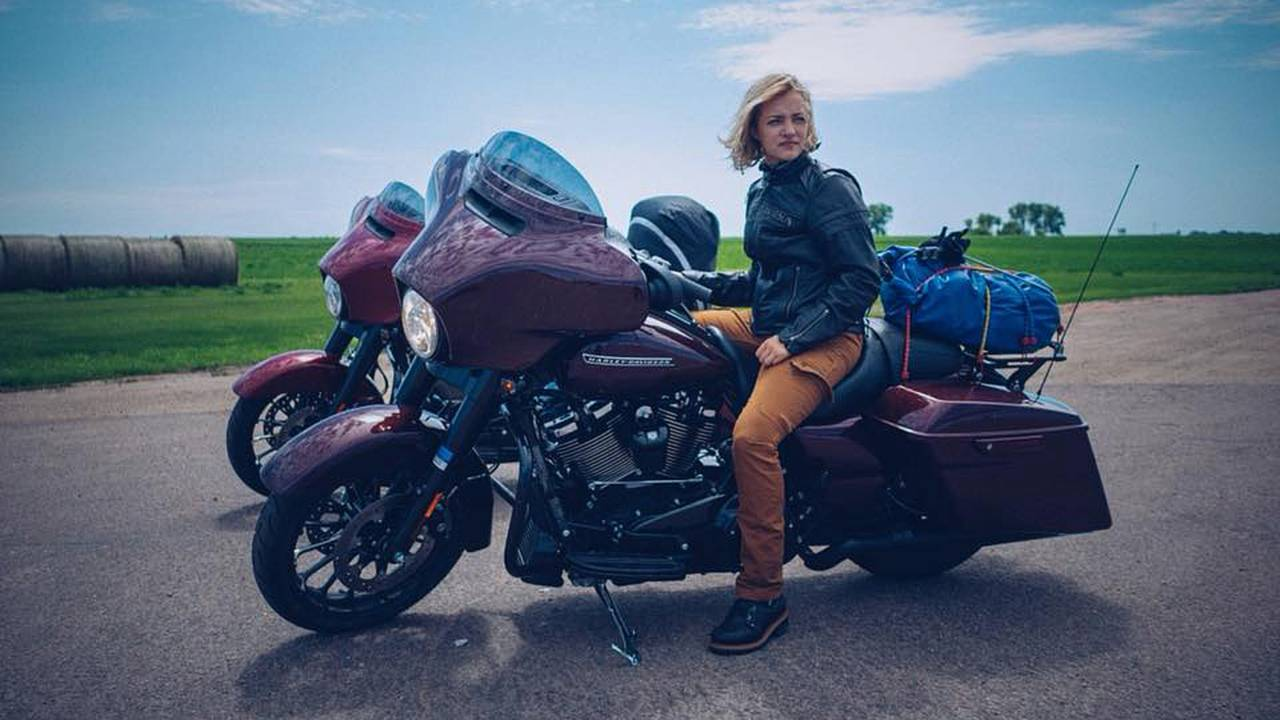 Harley Internship Ends with 8,000 Miles and Counting