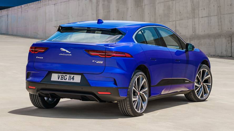 Jaguar I-Pace sales almost hit 1,600 in May 2019