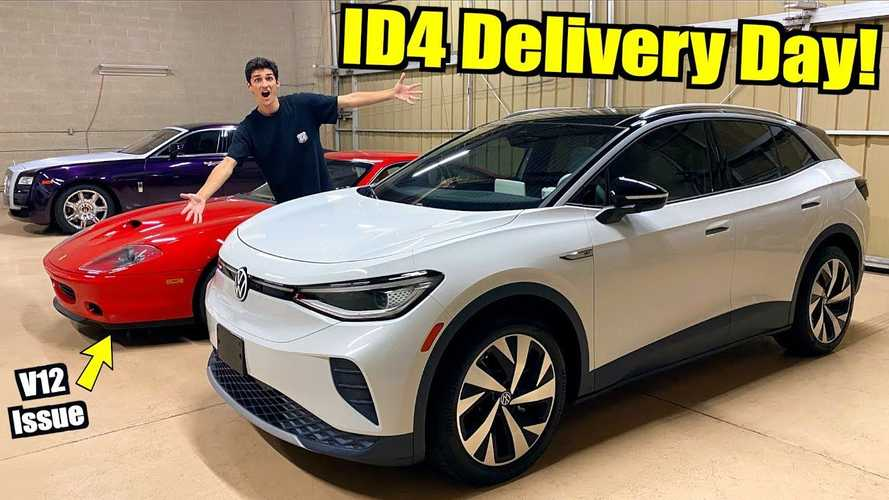 These Guys Sold A Tesla For A VW ID.4: Are They Happy With It?