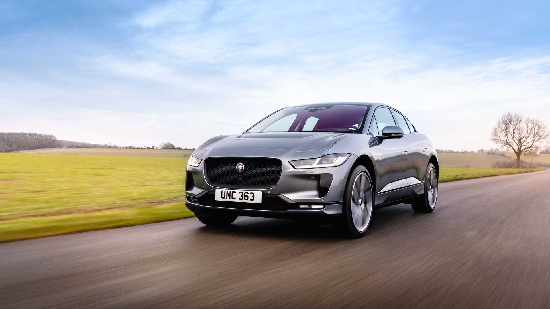 2022 Jaguar I-PACE