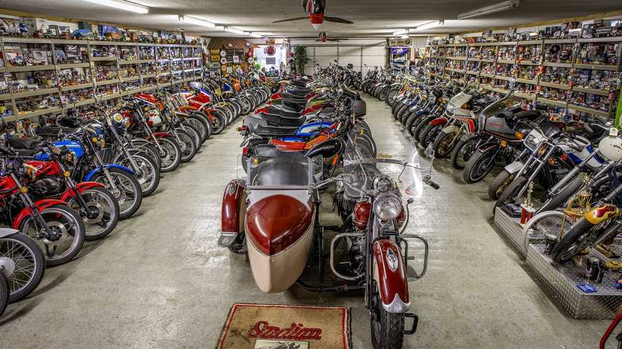 Denny Kannenberg's 165-Motorcycle Collection Goes To Auction