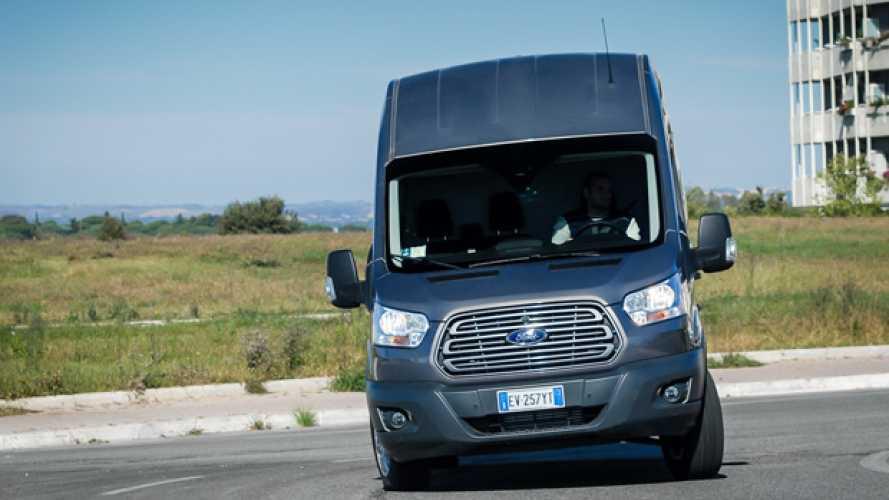 Con i controlli elettronici il furgone è più sicuro