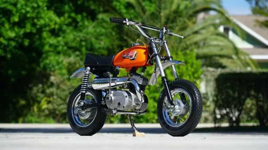 1969 Indian MM5A Mini Bike