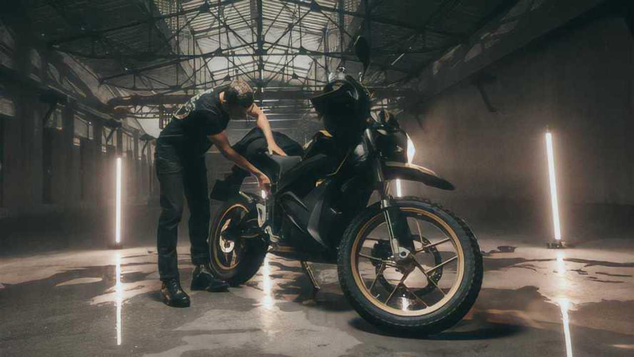 Pando x Zero - Rider and Bike