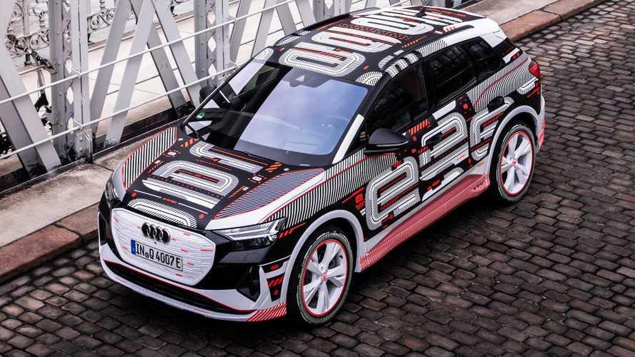 Просторный салон и дополненная реальность: чем удивит Audi Q4 e-tron