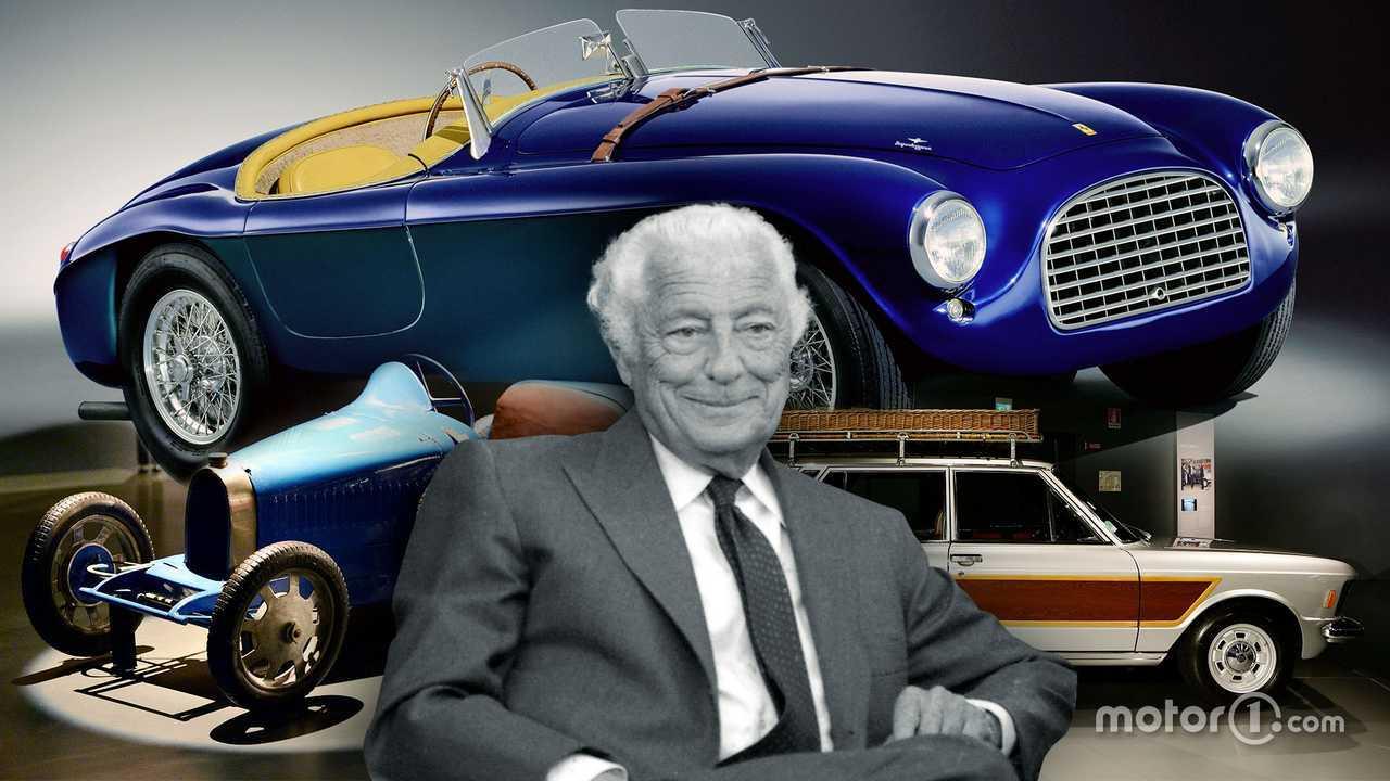 Le auto di Gianni Agnelli - Prima parte