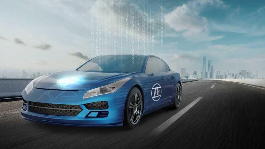 ZF presenta al Salone di Shanghai i nuovi super computer per le auto