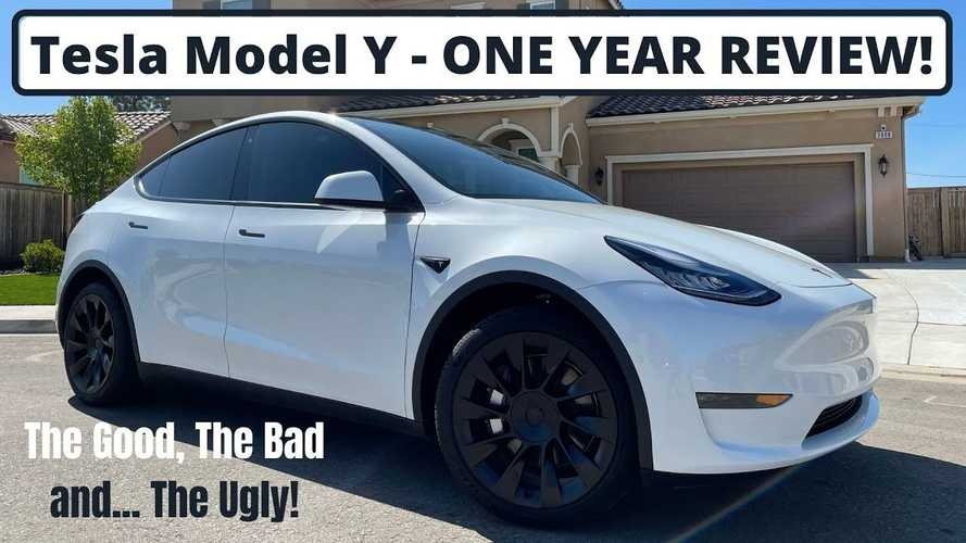 Tesla Model Y One-Year Review: The Pros, The Cons, & 'The Ugly!'