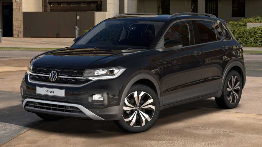 VW adds new £21k Black Edition to the T-Cross range