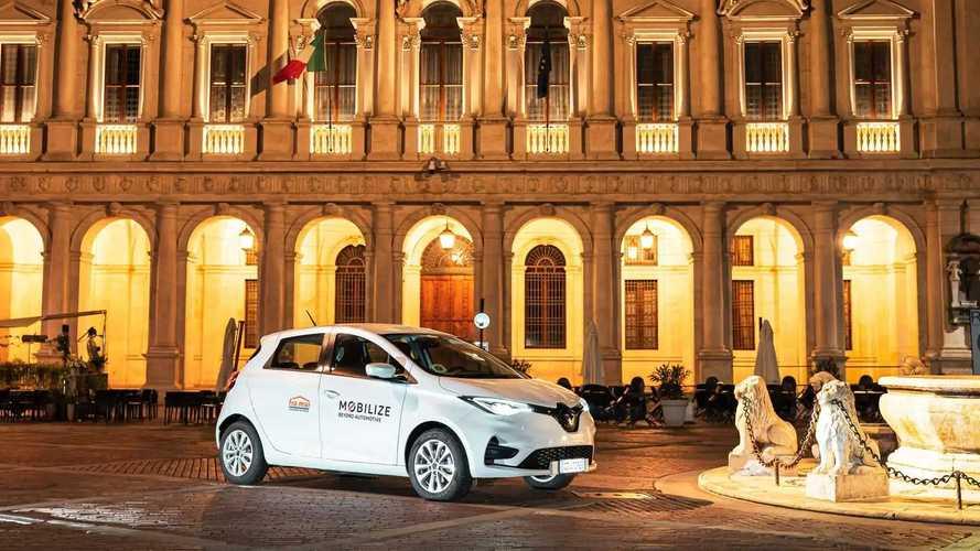 Renault porta al debutto in Italia il servizio Mobilize
