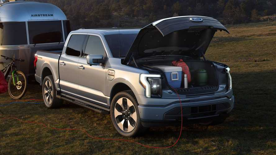Top Features Of The Ford F-150 Lightning