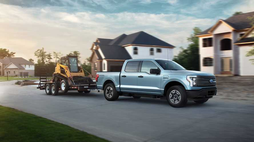 Ford F-150 Lightning Exceeds 100,000 Reservations