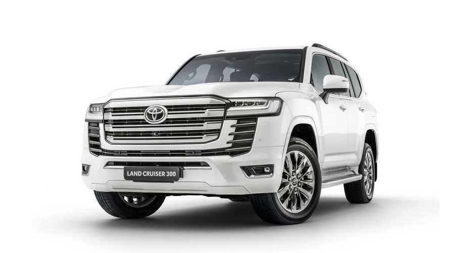 La nuova Toyota Land Cruiser ora non si può più nemmeno ordinare