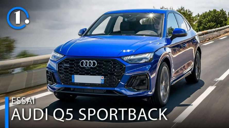Essai Audi Q5 Sportback - Notre avis sur l'hybride de 367 chevaux