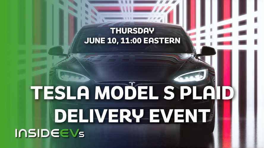 Tesla Model S Plaid Delivery Day: Watch Livestream Here