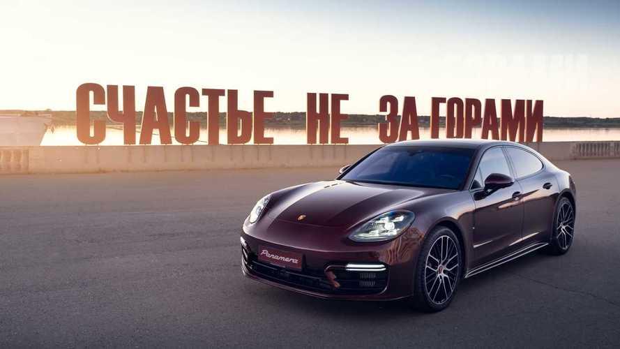 Обновленное семейство Porsche Panamera для России