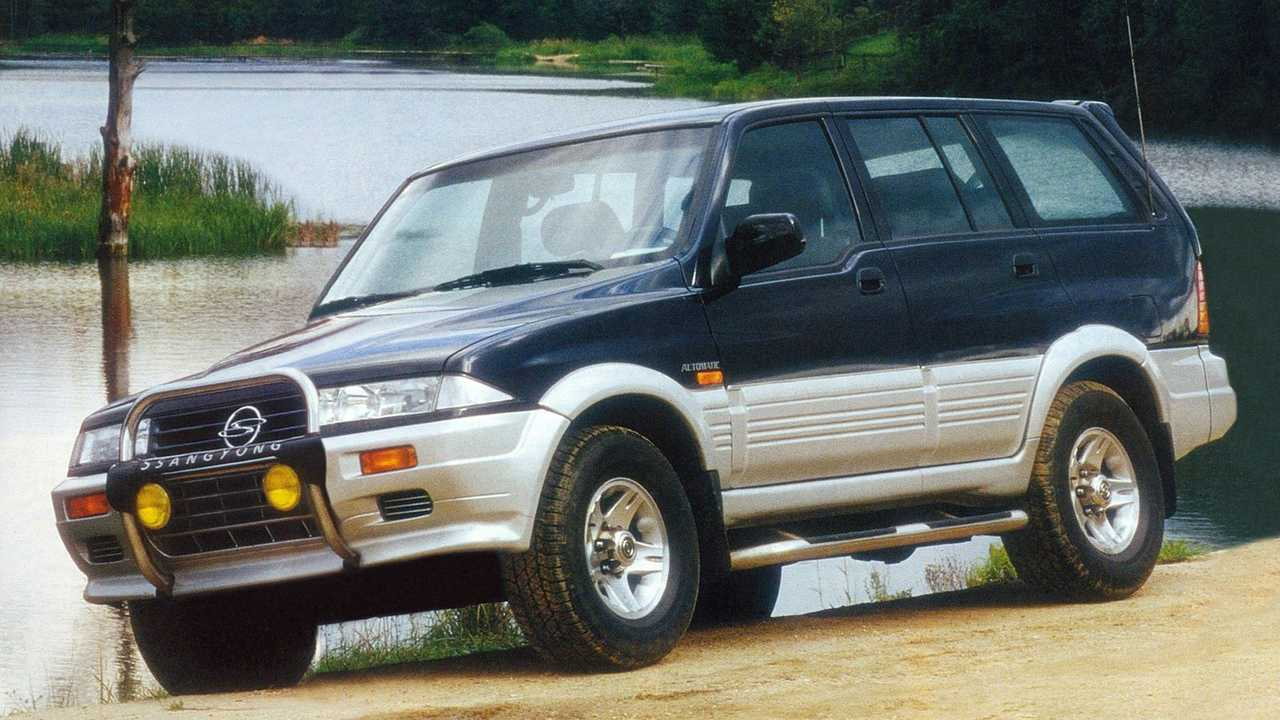 Ssangyong Musso - 1993