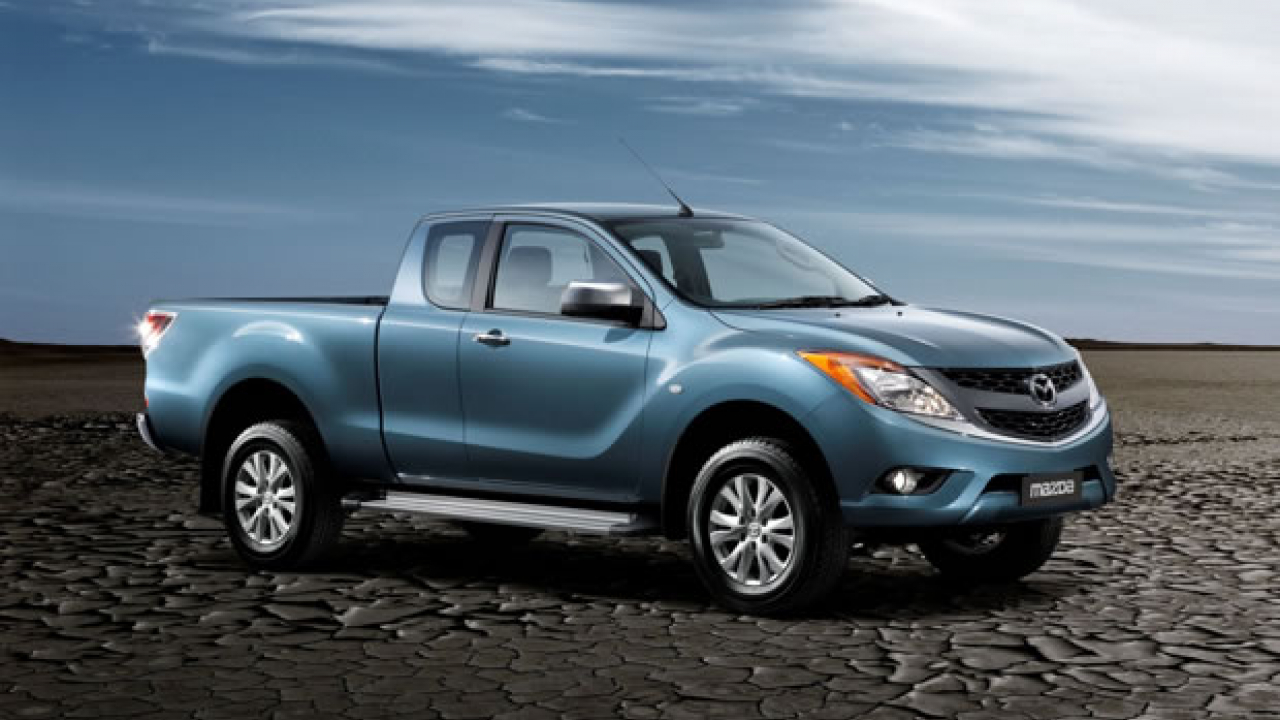 Nuova Mazda BT-50 Freestyle