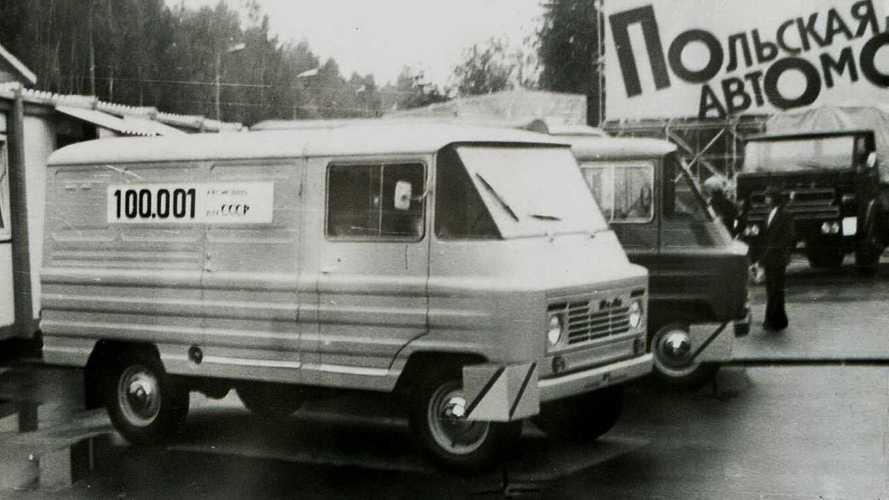 Зарубежные автомобили на выставках в СССР