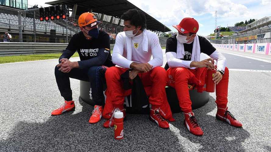 'Verstappen, Alonso… y una lata de Coca Cola', por Manu Franco