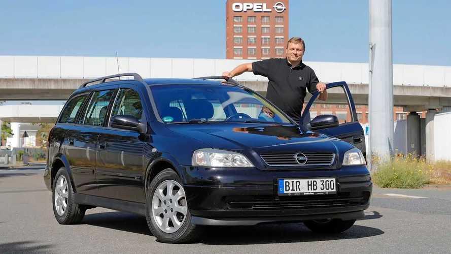 Super-Astra neu in der Sammlung von Opel Classic