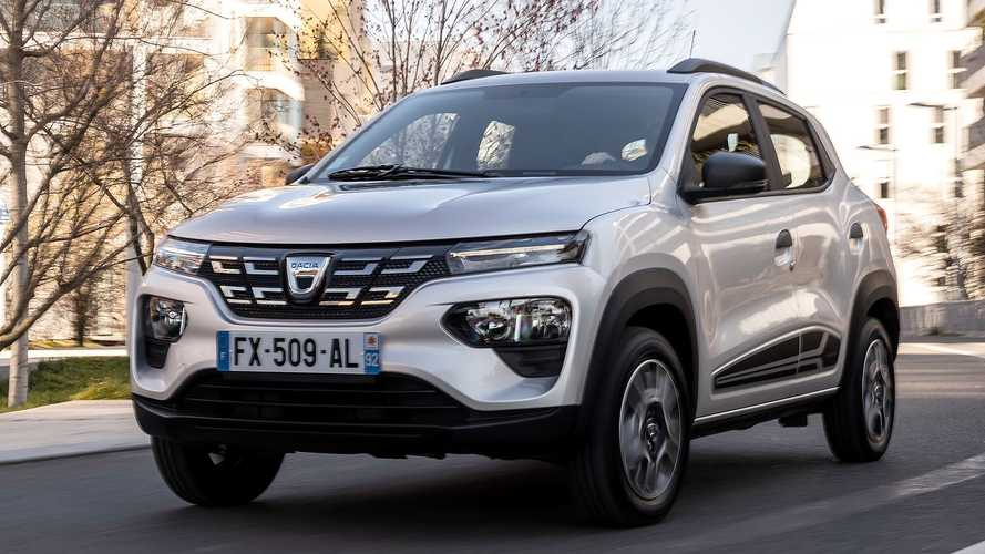 Dacia Spring: Basisausstattung Comfort jetzt bestellbar