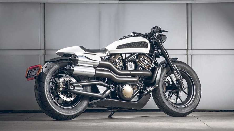 Is Harley Bringing Back The Nightster As A Custom 1250 Variant?
